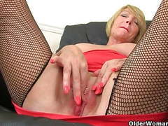 My favourite british milfs in fishnet pantyhose videos