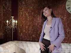 Seamed and seamless pantyhose review by jeny smith movies at relaxxx.net