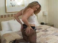 Amber pantyhose tease movies at freekilosex.com