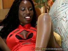 Booty ebony in pantyhose rides white rod movies at find-best-mature.com