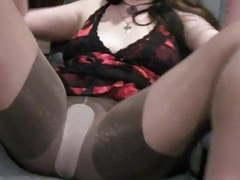 Pantyhose wife 4 videos