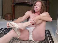 American gilf melody garner pleasures her hairy pussy movies at reflexxx.net