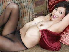 American milf sahara lets us enjoy her hard nipples and more movies at freekiloporn.com