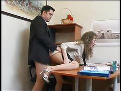 Leila secretary taking some dick movies at dailyadult.info
