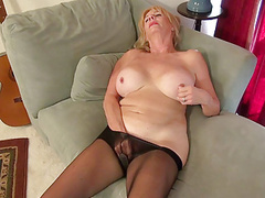 American gilf phoenix skye needs to rub her old pussy movies at kilosex.com