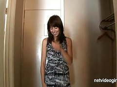 Netvideogirls - jesse calendar audition movies at kilogirls.com