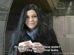 Czech streets - kristyna movies