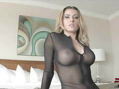 Randy moore castratrix femdom pov catsuit heels joi movies at find-best-videos.com
