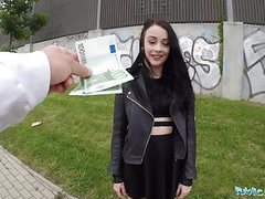 Public agent alessa savage gets creampied outdoors videos