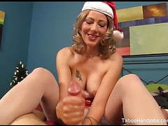 Horny holiday stepmom seduces me.  zoey holloway movies at reflexxx.net