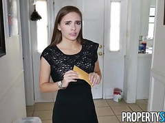 Propertysex - hot young petite realtor fucks client for sale movies at kilopills.com