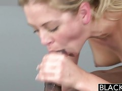 Blacked hot blonde cherie deville takes big black cock movies at freekiloporn.com