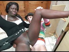 Black maid fucked by her boss movies