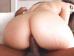 Valentina nappi loves black cock anal tubes