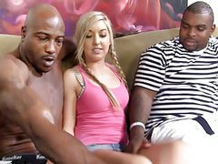 Callie cobra gets gangbanged by big black cocks movies at relaxxx.net