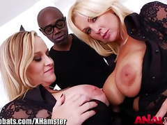 Analacrobats gaping milfs fucked by big black cock movies