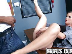 Mofos - milfs like it black - melissa rose - officer milf di movies at find-best-pussy.com