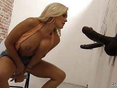 Sexy mom alena suck and fuck huge black dick movies at kilotop.com