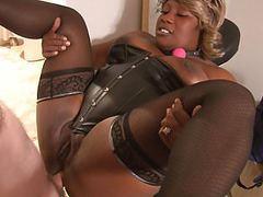 Mature big tit ebony bbw anal abused movies