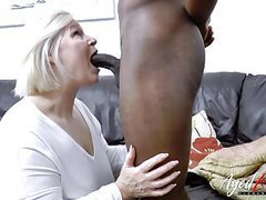 Agedlove huge black dick and blonde mature chubby movies at freekilopics.com
