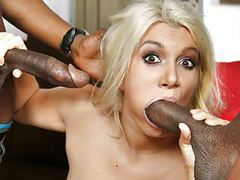 Layla price double penetrated by big black cocks movies at kilosex.com