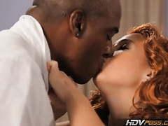 Hdvpass redhead slut ashli orion sucks a big black cock movies at kilopics.net