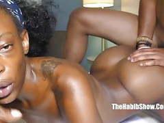 Ebony safari tiger swallows spits suga slim n french boy p2 movies at kilovideos.com