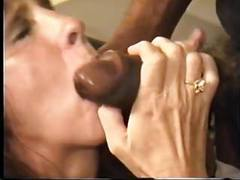 Cuckolds wife gets big uncut black man meat tubes