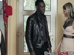 Russian hottie gina gerson loves black monster cock movies at find-best-tits.com