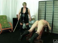 The sadist granny vi - face slapping, caning, whipping videos