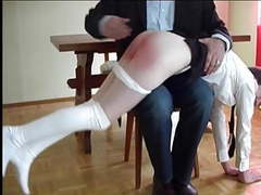 Schoolgirl spanked hard movies at adipics.com
