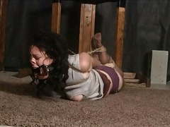 Jennah luv all hogties videos
