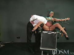 Bdsm xxx mouthy submissives get hardcore lesson movies at kilopics.com