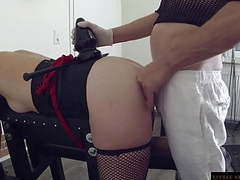 Bdsm anal slave double training of the littel sunshine milf movies