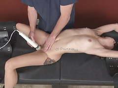 Tortured by orgasms 2 videos