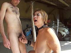 Naked mature slave whore tubes