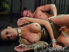Bdsm xxx feisty slave girls learn the hard way from masters movies at find-best-ass.com