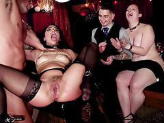 The upper floor presents bdsm swinger's ball part 2 movies at find-best-pussy.com