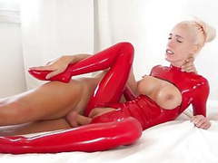 Slut in latex movies at find-best-tits.com