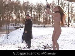 Russian rebel slut harsh tormented outdoor movies at find-best-videos.com