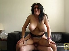 Busty mature sabrina jade enjoys to be fucked roughly videos