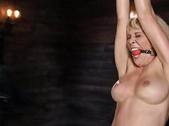 Hot milf cherie deville fucked, tied and beaten tubes