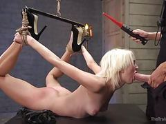 Bondage slave movies at freekilosex.com
