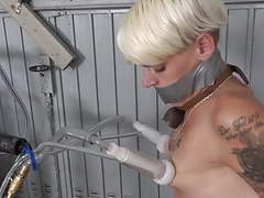 Stripping, milking, jerk off tubes