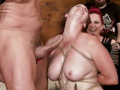 Bella rossi made to come repeatedly movies at kilopills.com