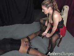 Femdom mistresses dominate male slave in all ways movies at find-best-lingerie.com