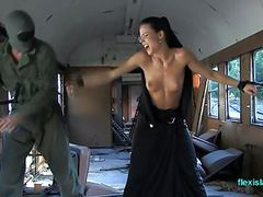 Bdsm model alex zothberg dominated tied whipped nude train movies at find-best-hardcore.com