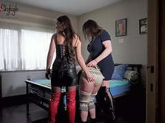 Julie skyhigh & pascale dominate & fuck wool slave whipping movies at freekilomovies.com