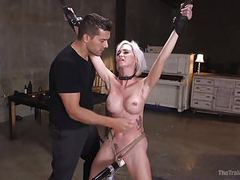 Submissive slave astrid star fucked and beaten movies at sgirls.net