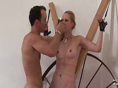 French squirt cindy picardie hard banged in a bdsm game tubes